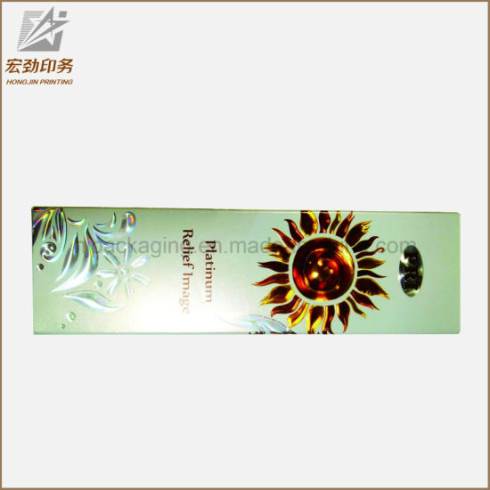Handmade Printing Frosted Clear Plastic Toothpaste Packaging Box pictures & photos