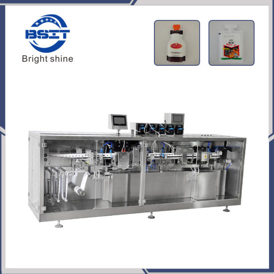 5-10ml Oral Probiotics Plastic Ampoule Forming Filling Sealing Machine (2-15 heads)