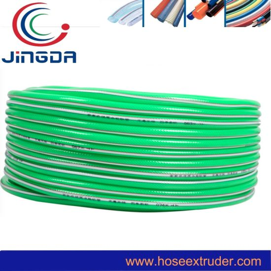 PVC Plastic Flexible Garden Irrigation Tube Are Made of China, China Plastic PVC Pipe Hose Supplyer