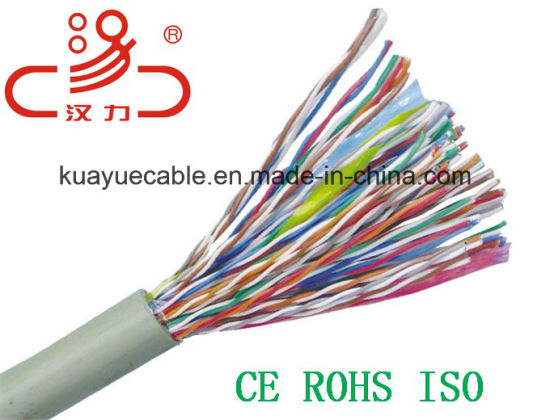 LAN Cable Utpcat5e CCA/Cu /Computer Cable/ Data Cable/ Communication Cable/ Connector/ Audio Cable pictures & photos