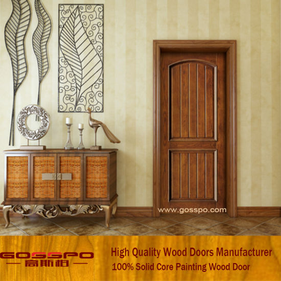 China Mdf Security Interior Composite Door Gsp6 003 China Mdf