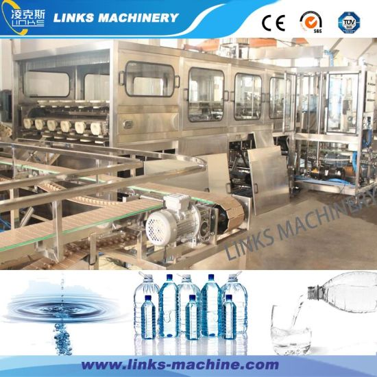 3-5 Gallon Mineral/Pure Water Filling Line