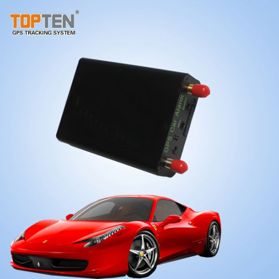 Real Time Burglar GPS Car Alarm with Remote Car Starter Tk220-Wl pictures & photos