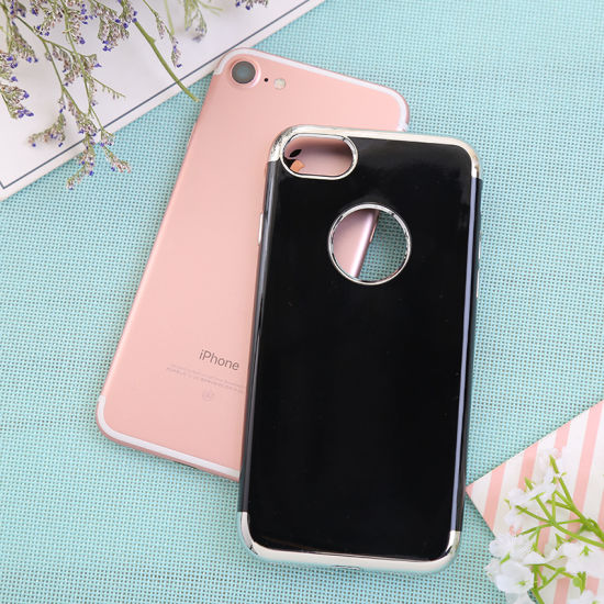 Free Sample New Plating TPU Cell Phone Case Phone Accessories pictures & photos