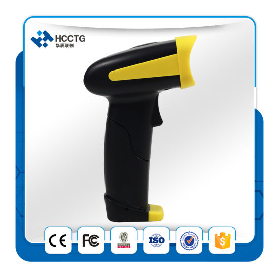 RS232 USB Scanning Automatic 2D Barcode Scanner HS6300 pictures & photos