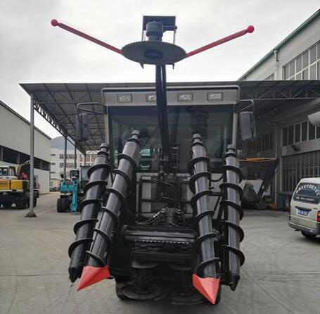 95.6kw Whole Stalk Combine Sugarcane Harvester pictures & photos