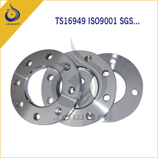 Stainless Steel Carbon Steel Forged Flange with Ts16949