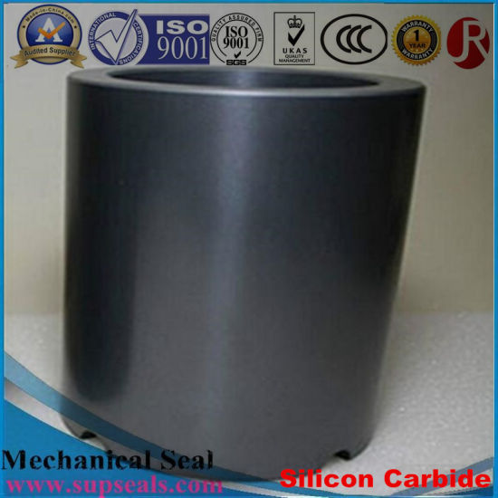 Ssic/Rbsic Silicon Carbide Seal Ring pictures & photos