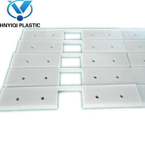 UHMWPE Plastic Spare Part for Textile Machine