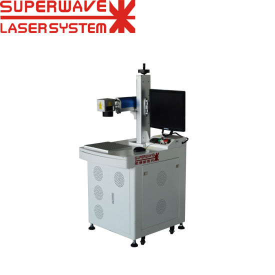 High-Speed Laser Marking Engraving Machine for Logo Surgical Instruments