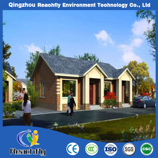 Prefabricated Small Size Houses with Kitchen, Bathroom and Bedroom