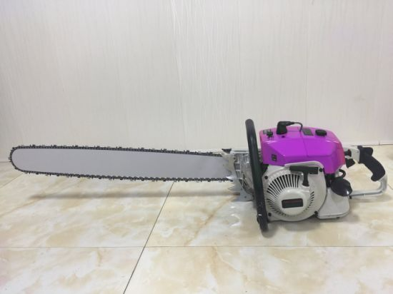 Best Quality Professional Long Reach Ms070 Chainsaw Gas 105.7cc 4.8kw