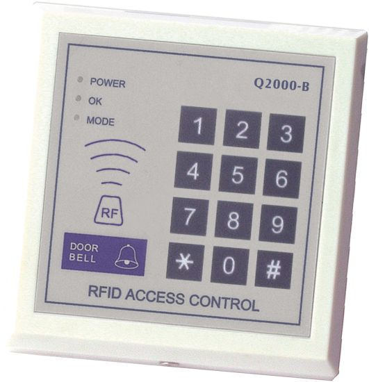 Offline Single Door Access Controller (Q2008-C1) pictures & photos