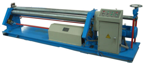 Sheet Rolling Machine for Solar Water Tank Heater Production Line pictures & photos