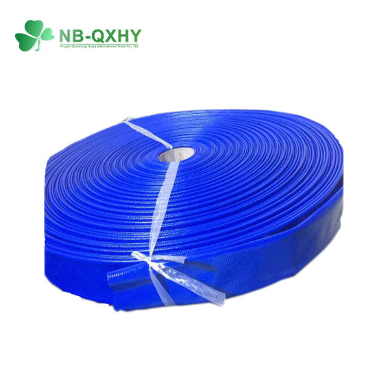 "3/4""-16"" Agriculture PVC Layflat Hose for Agricultural Irrigation Use! pictures & photos"
