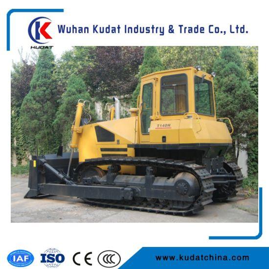 China 140HP Crawler Bulldozer T140 Small Dozer for Sale