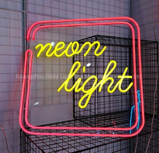 IP65 RGB LED Neon Flex Rope Light Signature Logo Neon Light