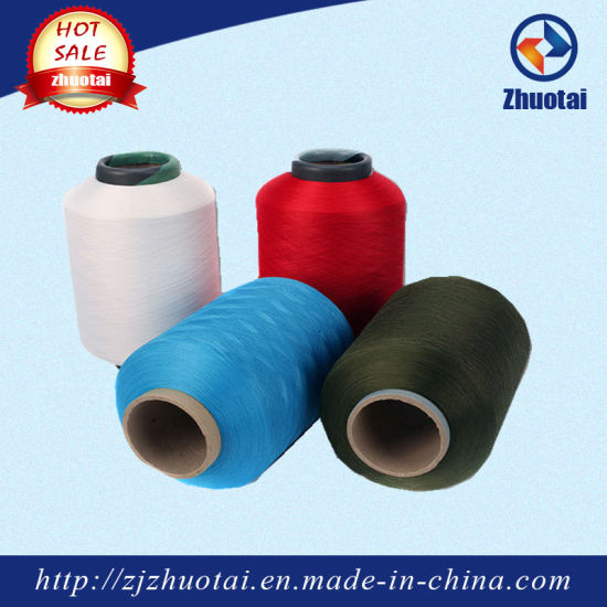 High Quality Spandex Covered Yarn for Socks Seamless pictures & photos