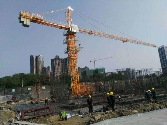 Dahan Popular 5t Qtz63 (5013) Topkit Tower Crane
