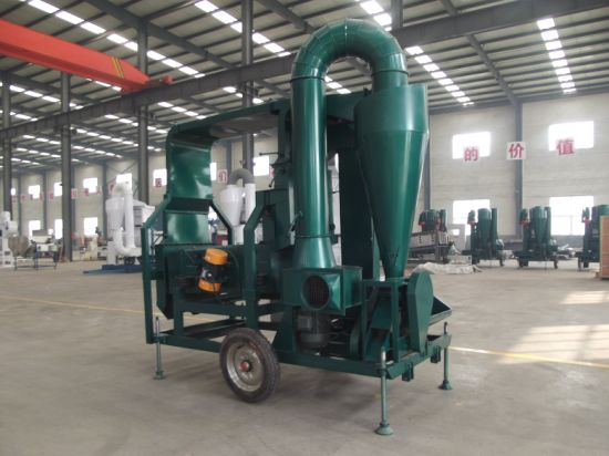 Seed Cleaning Machine for Sesame Maize Wheat and Cocoa Beans pictures & photos