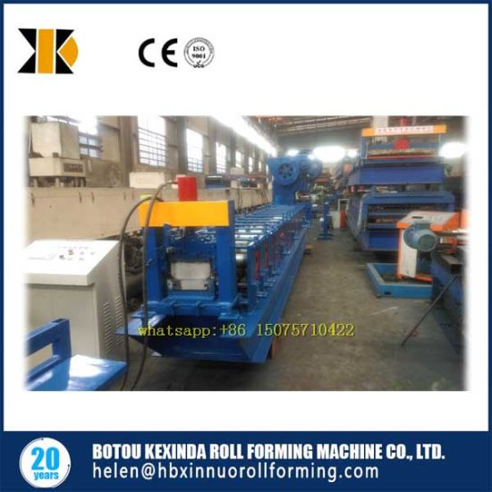Walk Board Sheet Machine Scaffolding Sheet Rolling Production Line