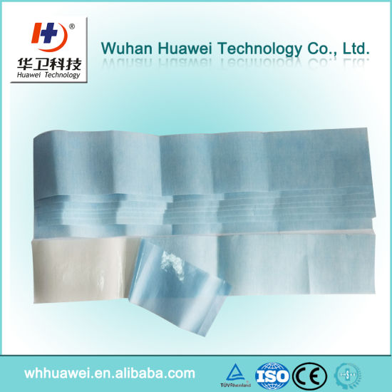 High Absorb Disposable Medical Surgical Non-Woven Fixing Roll Tape pictures & photos