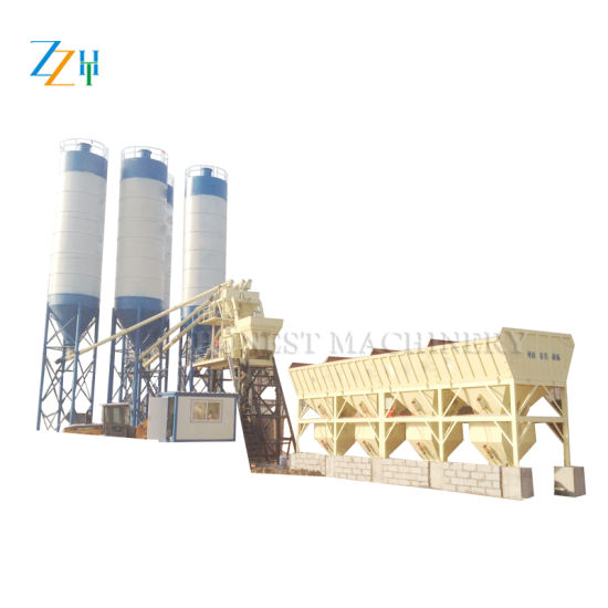 High Precision Factory Direct Sale Concrete Mixing Plant pictures & photos