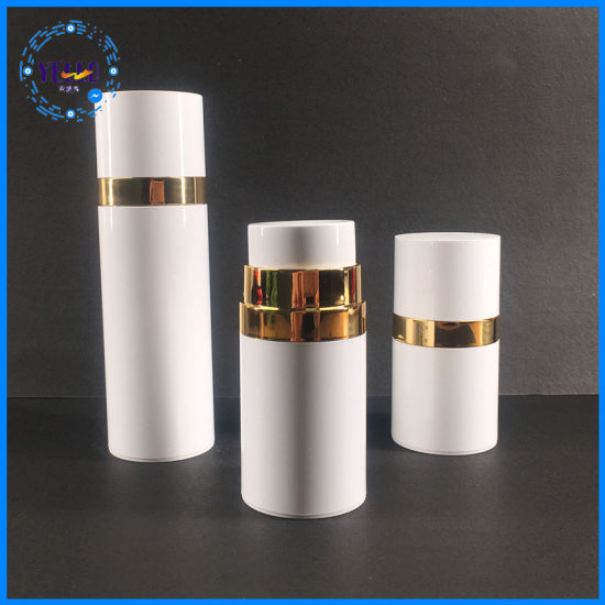 Cosmetic Packaging Plastic Spray Lotion Airless Pet Bottle pictures & photos