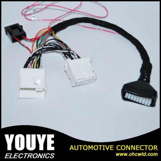 China Direct Automotive Wiring Harnesses Manufacturer ... on