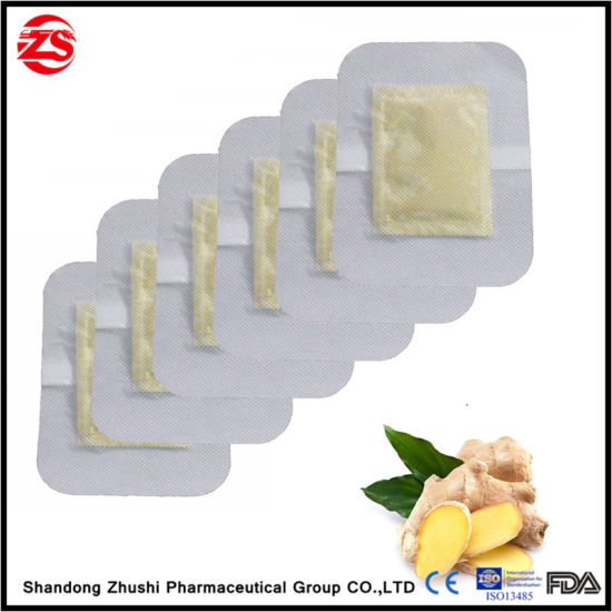 Bamboo Detox Foot Patch with Adhesive Is The Best Herb Foot Detox Pad