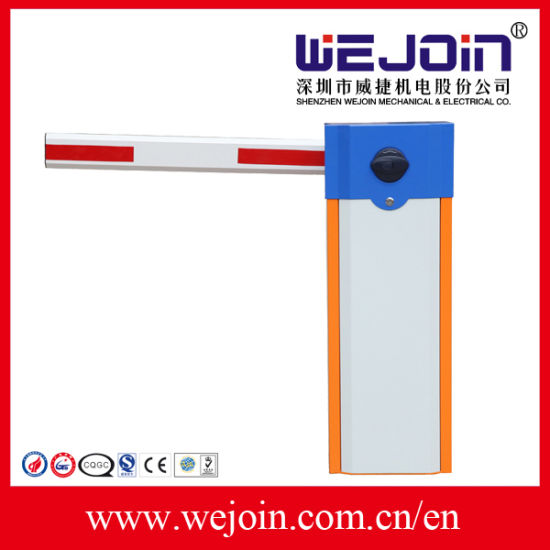 Security Parking Space Management Automatic Barrier Gates for Ticket  Dispenser