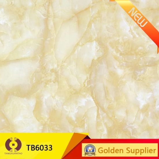 Factory Price Marble Design Porcelain Floor Tiles (TB6033) pictures & photos