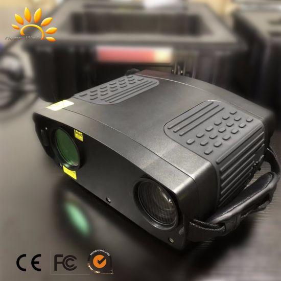 Handheld Police Laser Night Vision Camera
