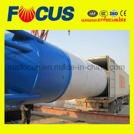 50t, 100t, 150t, 200t Q235 Steel Cement Silo for Sale pictures & photos