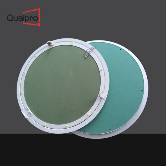 China Factory Aluminum Round Access Panel with Snap Touch Latch Ap7715