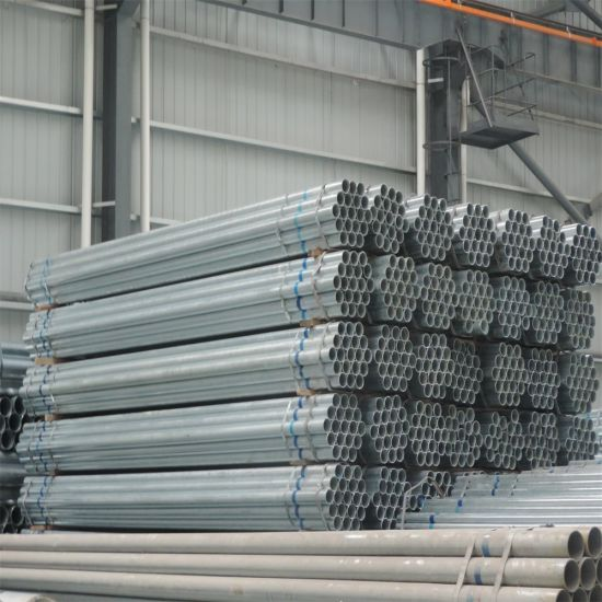 Pre-Galvanized Mild Steel Pipe Weight / Pre-Galvanized Mild Steel Tubular pictures & photos