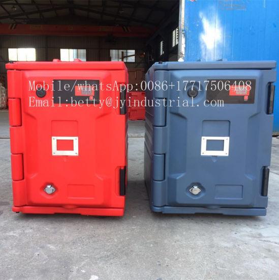 China Hot Box Food Grade Plastic Transport Container Food Roto