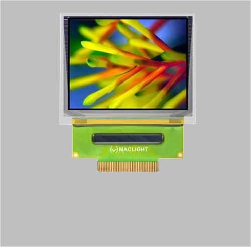 1.45 Inch Color OLED Display Module with 160X128 Pixels pictures & photos