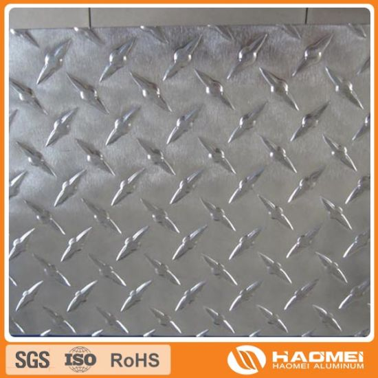 diamond plate aluminium bright surface pictures & photos