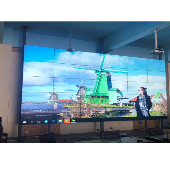 China 46 Inch Digital Signage LCD Screen Video Wall - China LCD