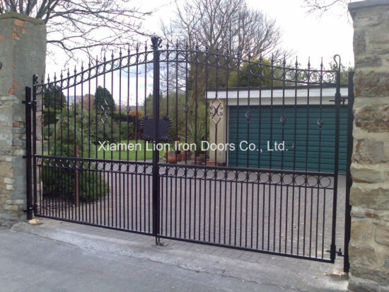Hot-Selling Security Metal Gates, Exterior Door pictures & photos