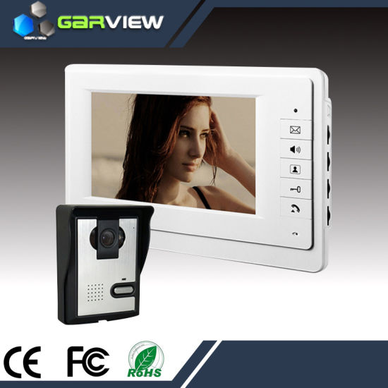 China Door Intercom With Camera For Video Door Entry System China