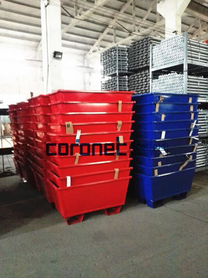 ANSI Certified Powder Coated Mortar Tub for Frame Scaffold (CSMT) pictures & photos