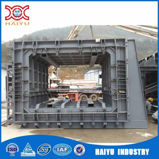 Giant Sizes Wet Casting Storm Drain Box Precast Molding for Construction