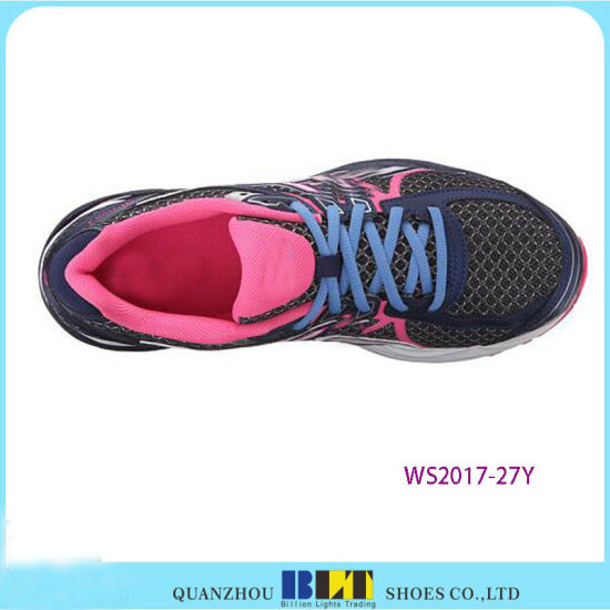 Blt Quick Women′s Athletic Running Style Sport Shoes pictures & photos