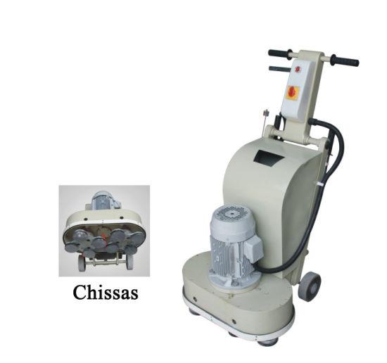 China Flexible Granite Floor Polishing Machine China Concrete