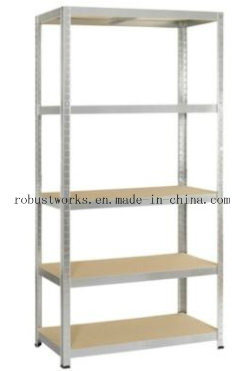 5 Tiers Galvanized Metal Shelf (9040-175) pictures & photos