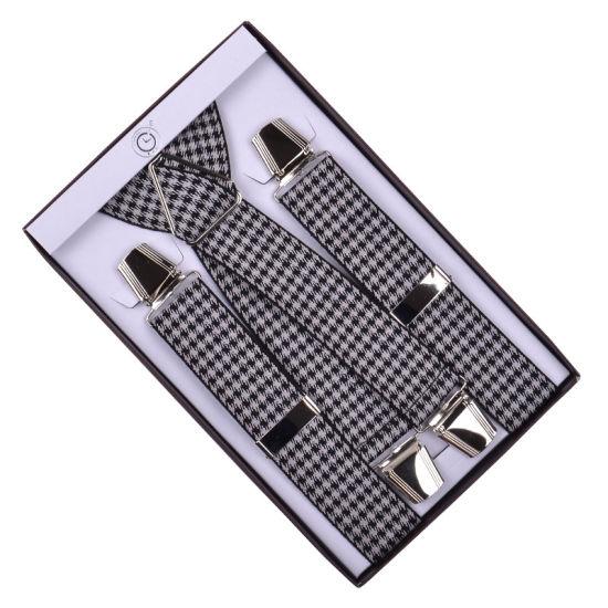 Heavy Duty Men X Suspenders Garment Accessories