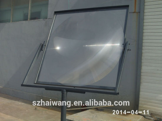 Cheap Price Large Size Glass Fresnel Lens for Solar Energy pictures & photos