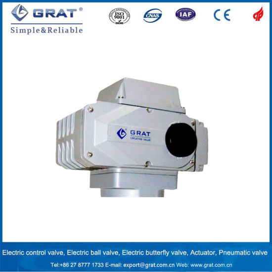 China Ea Series Quick Switch Electric Actuator - China Electric